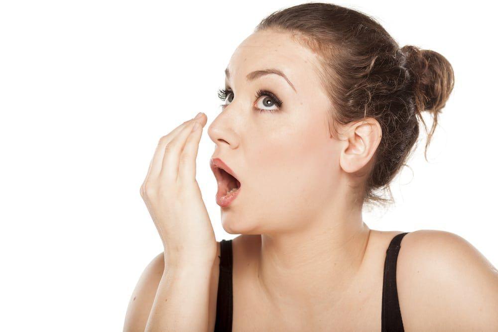 Bad breath problem