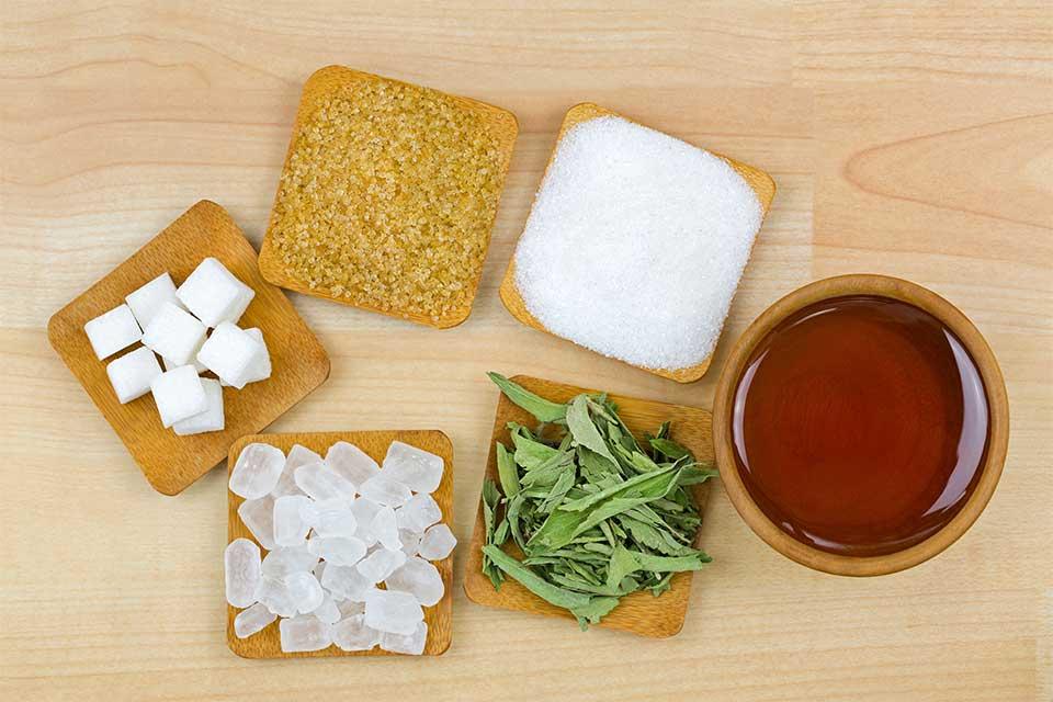 Sweeteners Instead of Sugar